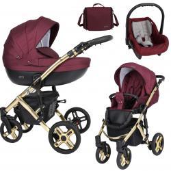 Mila Premium 3in1 Baby Pram