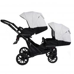 Booster Light 3in1 Pram For Twins