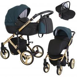Tiaro Premium 3in1 Baby Pram