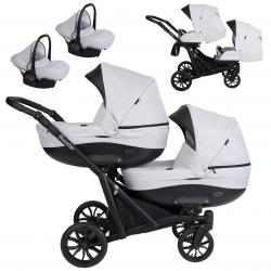 Booster 3in1 Pram For Twins