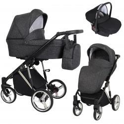 Molto Premium 3in1 Baby Pram