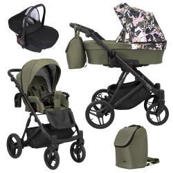 Lazzio Wózek dziecięcy 3w1