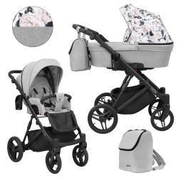 Lazzio Wózek dziecięcy 2w1
